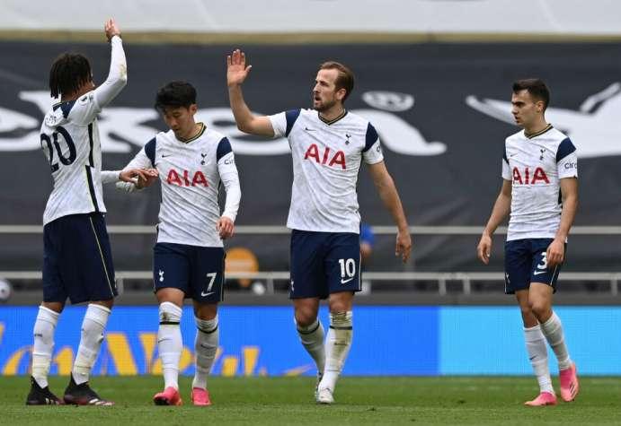 Harry Kane voulait quitter Tottenham