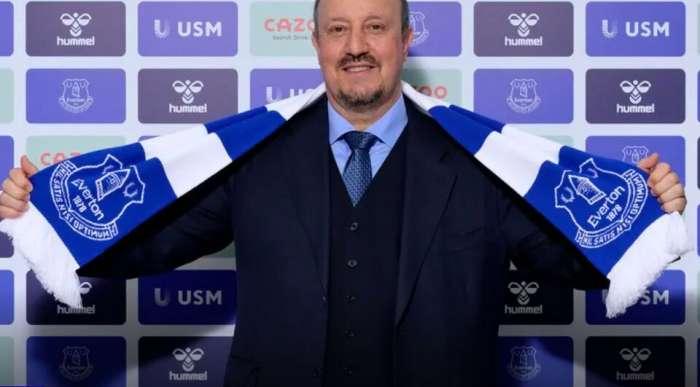 Oficial: Rafa Benítez se hace cargo del Everton