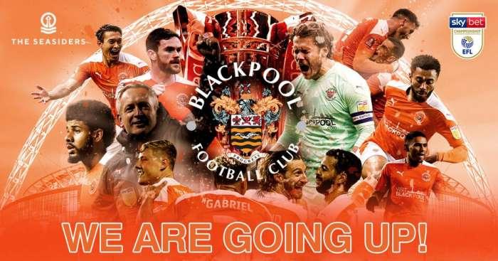 Blackpool kehrte nach sechsjähriger Abwesenheit in die Meisterschaft zurück