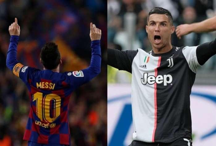 克里斯蒂亞諾·羅納爾多(Cristiano Ronaldo)對萊昂內爾·梅西(Lionel Messi):誰更好?