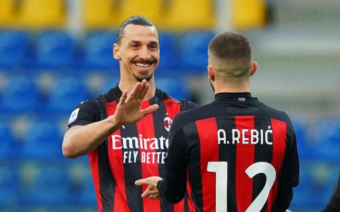 Ibrahimovic unterschrieb bei Milan erneut, weil er von PSG abgeschnitten wurde