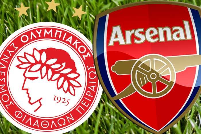 Olympiacos-阿森納足球預測,投注技巧和比賽預覽