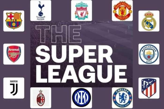 В Англии раскрыли, какие 8 команд пополнят Суперлигу.