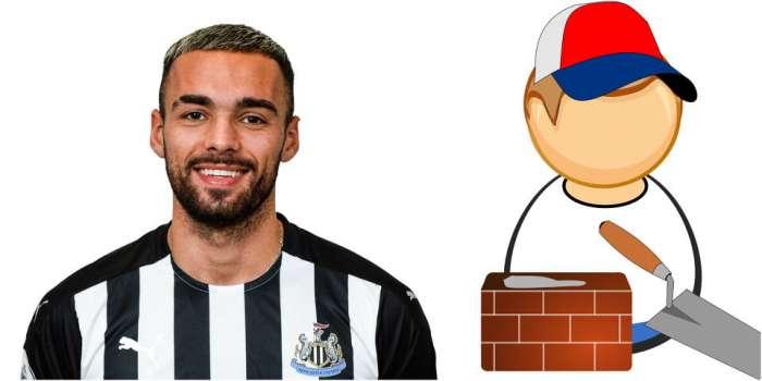Cómo un albañil superó el cáncer y se convirtió en jugador del Newcastle