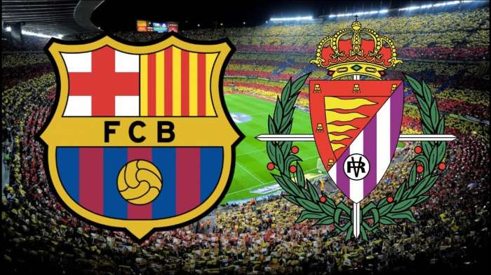 Barcelona - Valladolid Football Prediction, Betting Tip & Match Preview