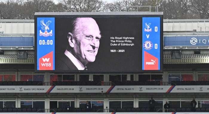 I funerali hanno cambiato il programma della Premier League