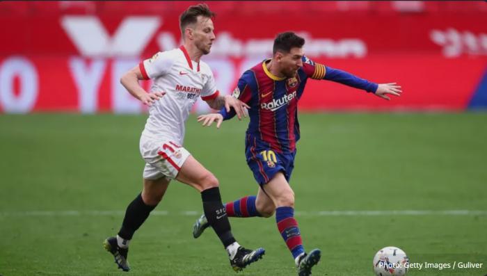 Rakitic zu Messi: Du hast alles gewonnen, aber ich habe eine Trophäe, die du niemals haben wirst