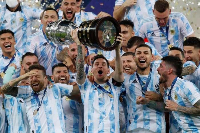 Tras 28 años de espera: Argentina triunfa en la Copa América y arroja al éxtasis a Messi