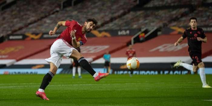 Манчестер Юнайтед удвоил зарплату Бруно Фернандеса