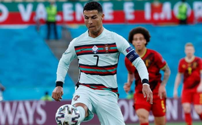 Cristiano Ronaldo ndiye mfungaji bora wa Euro 2020