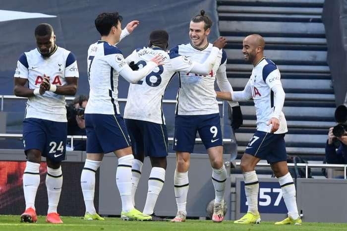 Tottenham schüttete ihren Zorn gegen Burnley aus, Bale wurde wild
