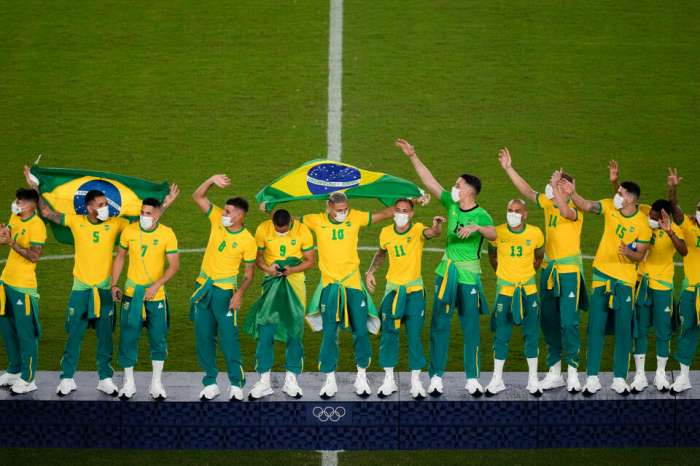 Le Comité olympique brésilien a sanctionné les joueurs après le triomphe