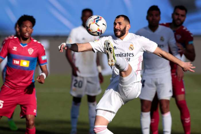 Karim Benzema ha il coronavirus