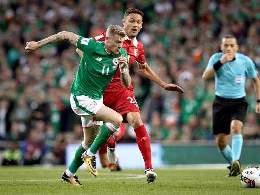 Previsione calcio Serbia - Irlanda, pronostico scommesse e anteprima partita