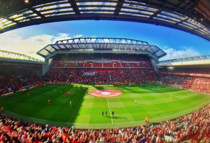Liverpool hawajashinda michezo minne mfululizo huko Anfield