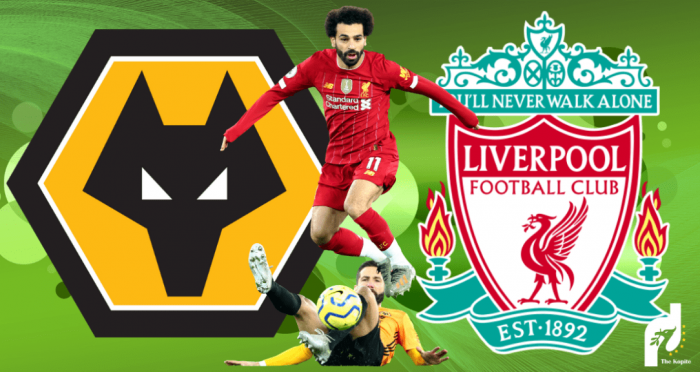 Wolverhampton - Liverpool Football Prediction, Betting Tip & Match Preview