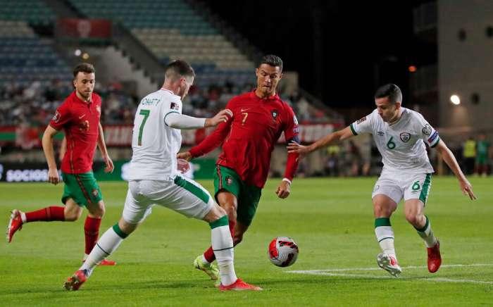 Второй дебют Роналду в Man United отложен