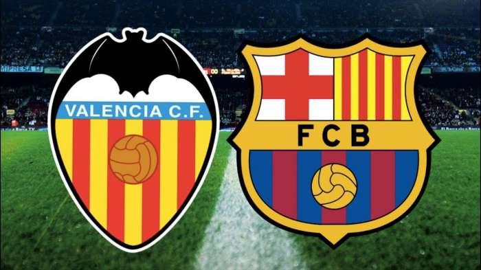 巴倫西亞vs巴塞羅那足球預測,投注技巧和比賽預覽