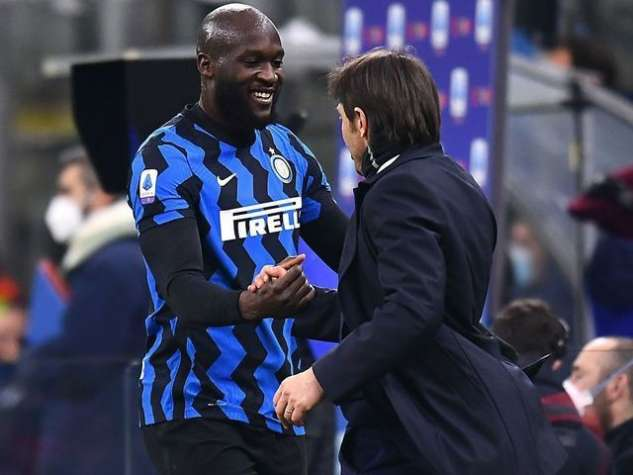 Lukaku caught up with Ronaldo in the Serie A scorers race