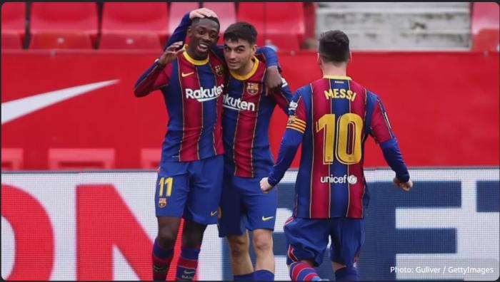 Nach Sevilla - Barcelona: Zwei Probleme für die Katalanen